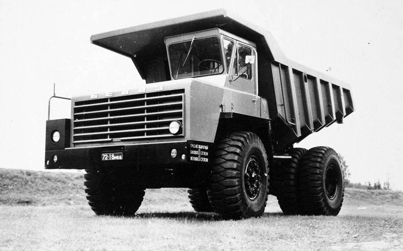 Мотор V12с автоматом— были итакие грузовики вСССР!— фото 1033956
