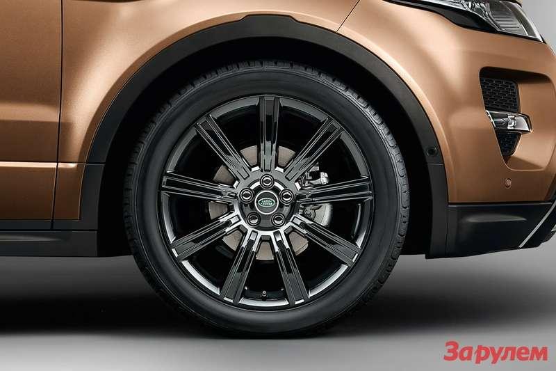 Кроссовер Range Rover Evoque 2014 модельного года