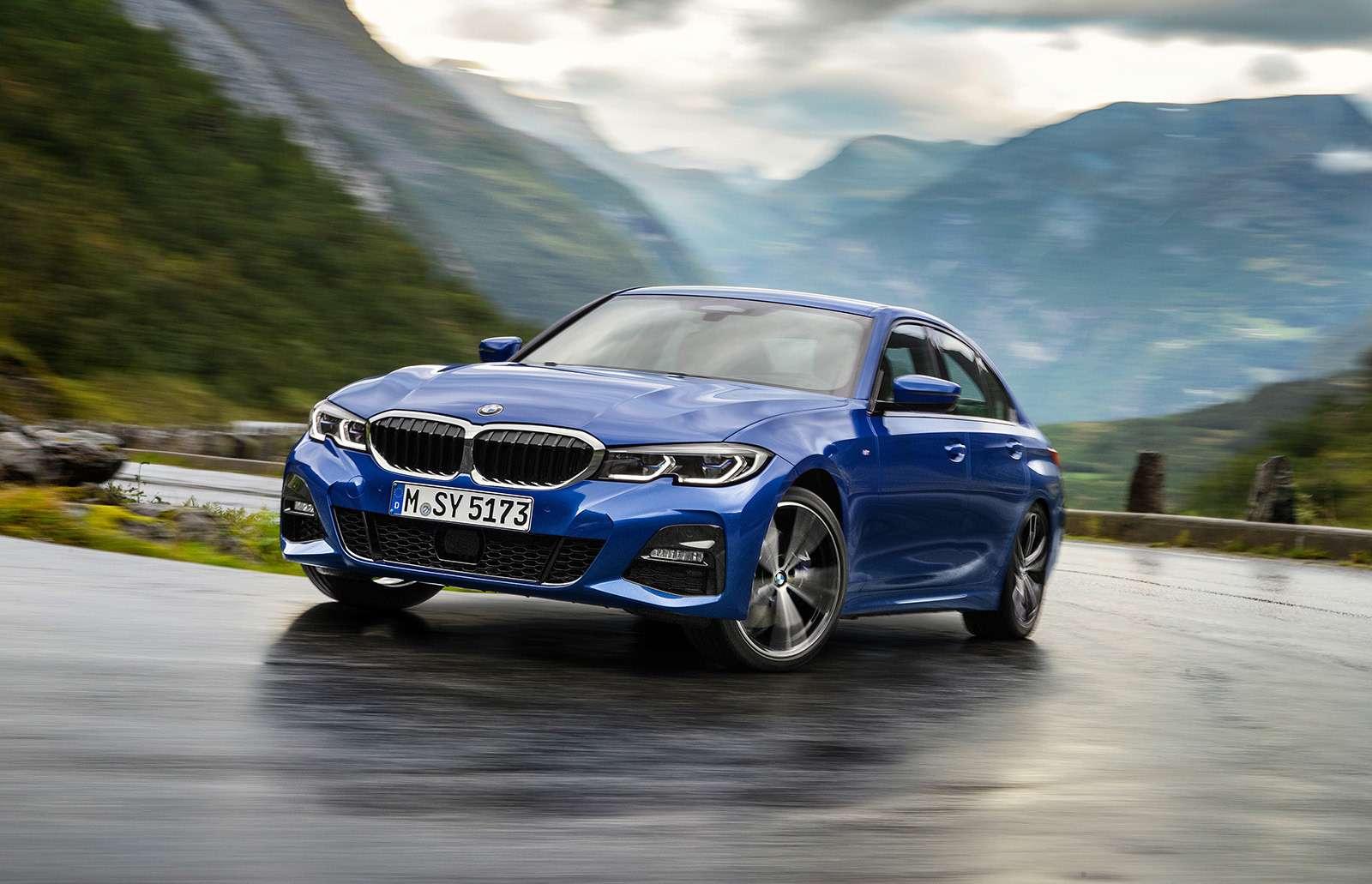 Новая 3-я серия BMW: мызнаем все ороссийской версии— фото 910316