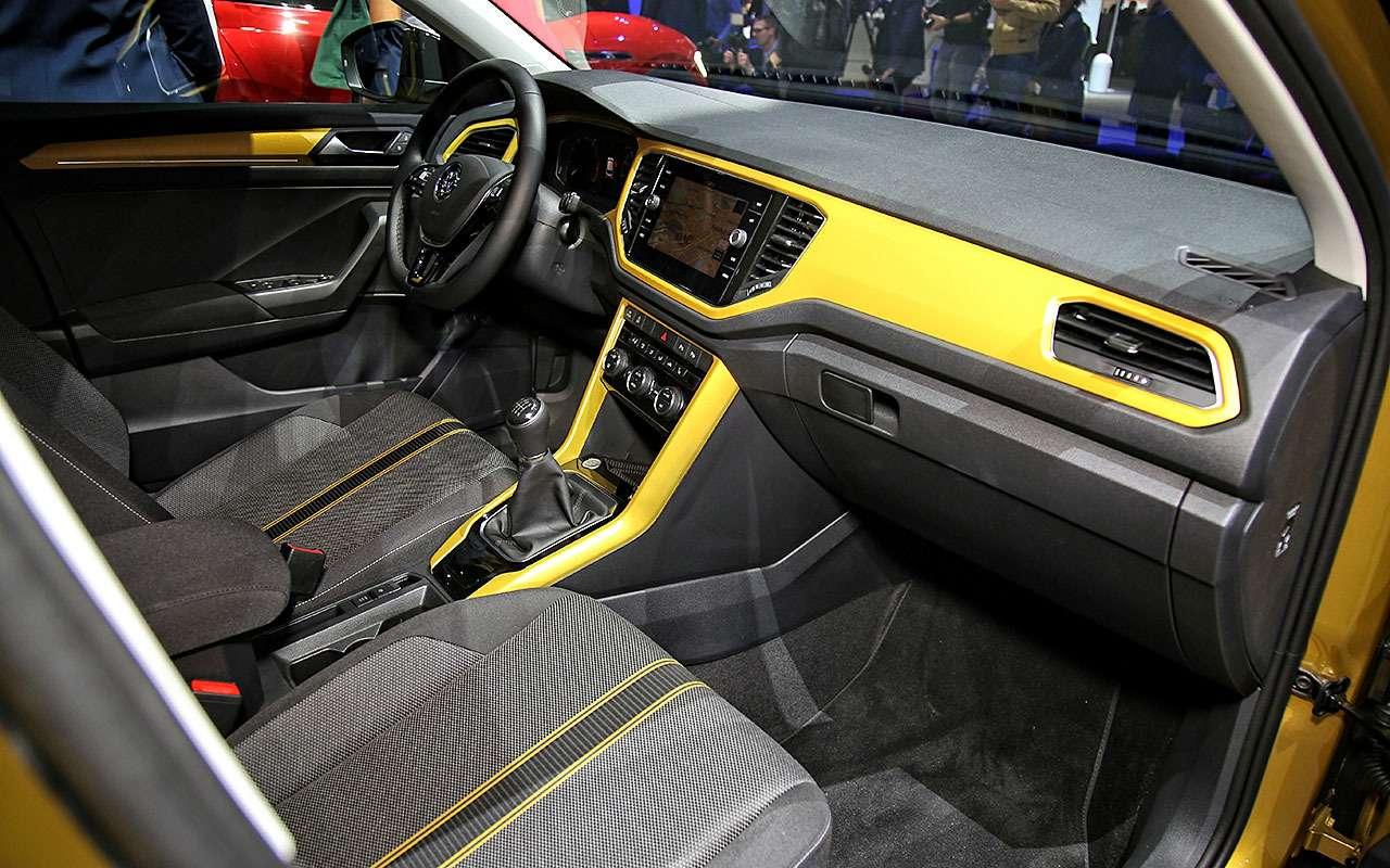 Новый Duster идругие премьеры автосалона воФранкфурте: онлайн-трансляция. Часть 1— фото 793745