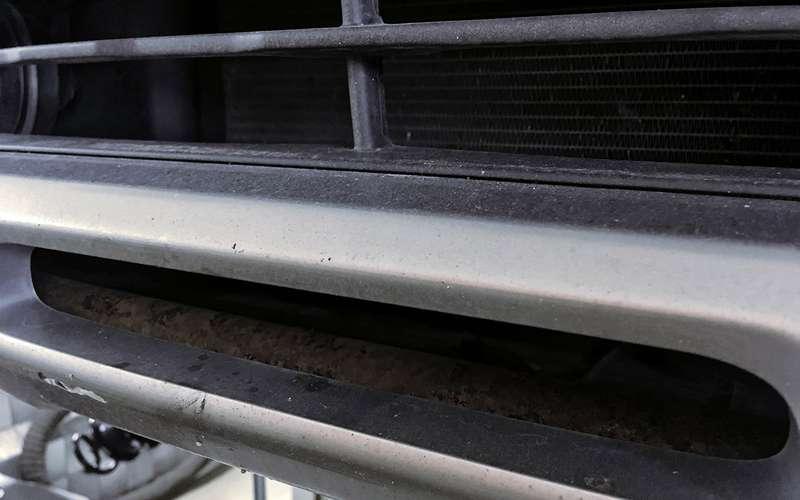 KiaRio X-Line изпарка ЗР: первые приколы после 11тыс. км