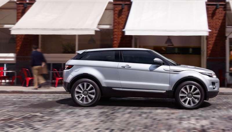 Jaguar Land Rover начнет выпуск Evoque иFreelander вКитае
