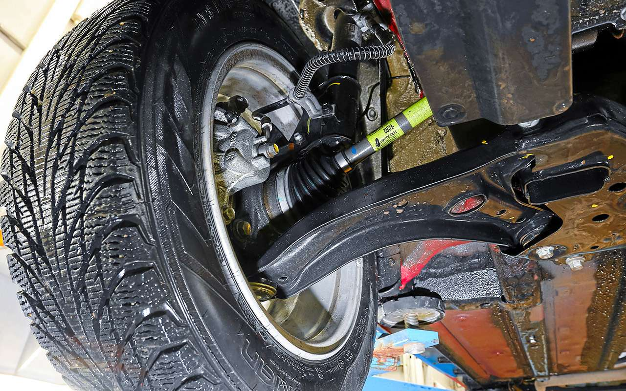 KiaRio X-Line склиренсом Креты— что сним не так?— фото 950774