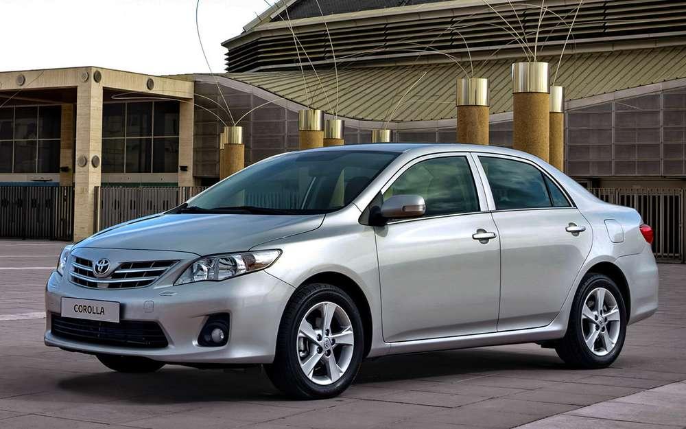 Тест-драйвы Toyota Corolla (Тойота Тойота Королла) от «За рулем»