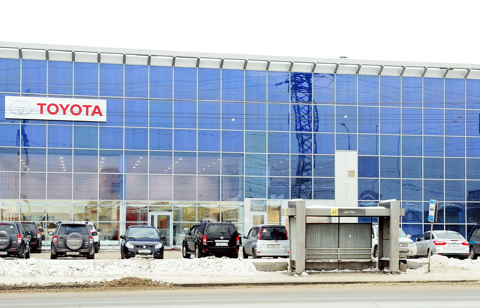 Toyota_Новосибирск