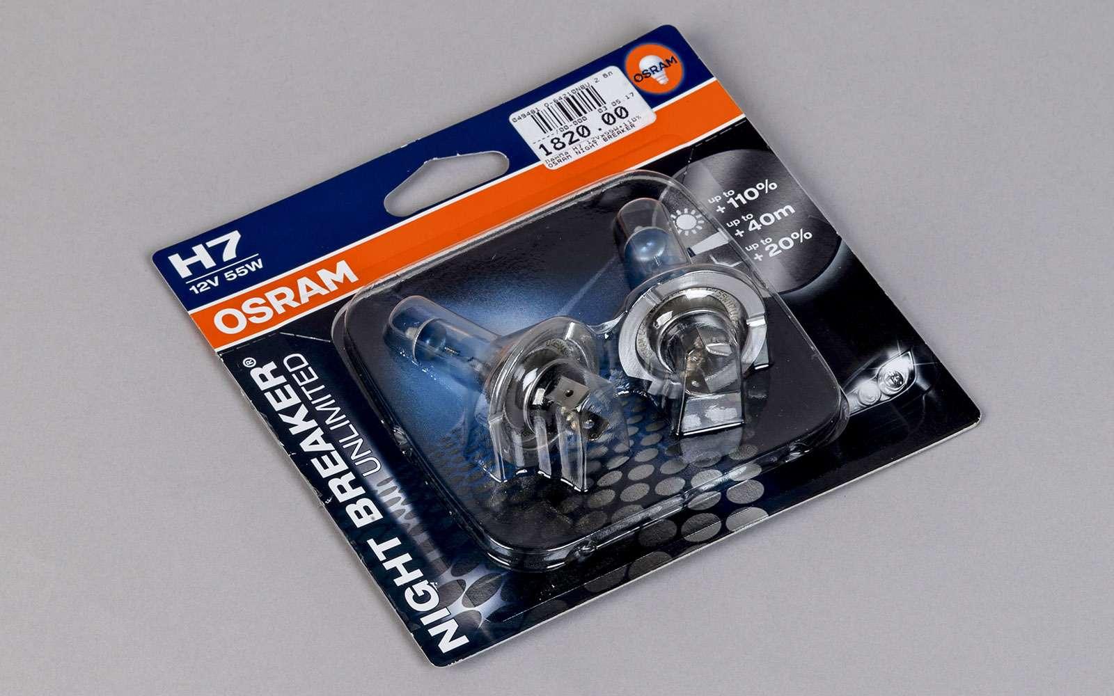 Лампы Н7— какие прослужат дольше? Экспертиза ЗР— фото 782648