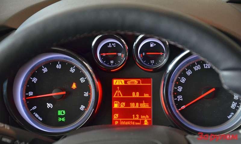Седан Opel Astra