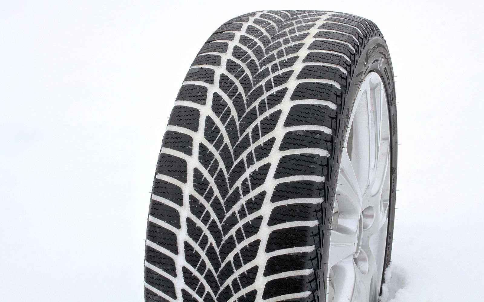 Большой тест нешипованных шин 225/45R17: иникаких гвоздей— фото 648922