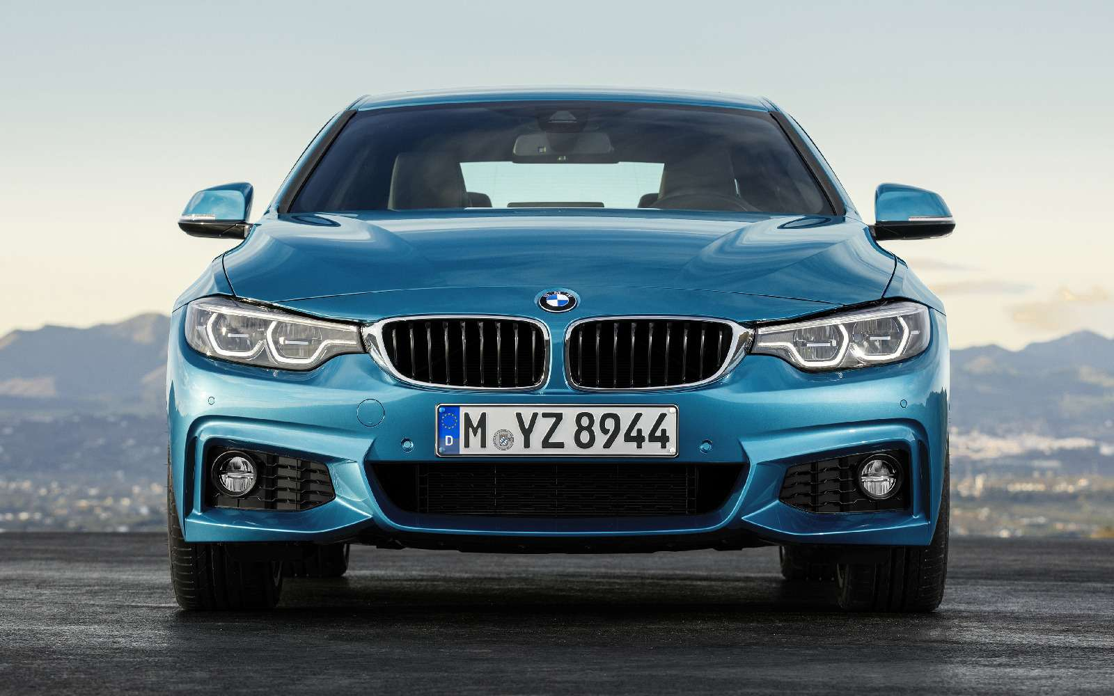 Светодиоды ижесткость: BMW обновила семейство 4-й серии— фото 694055