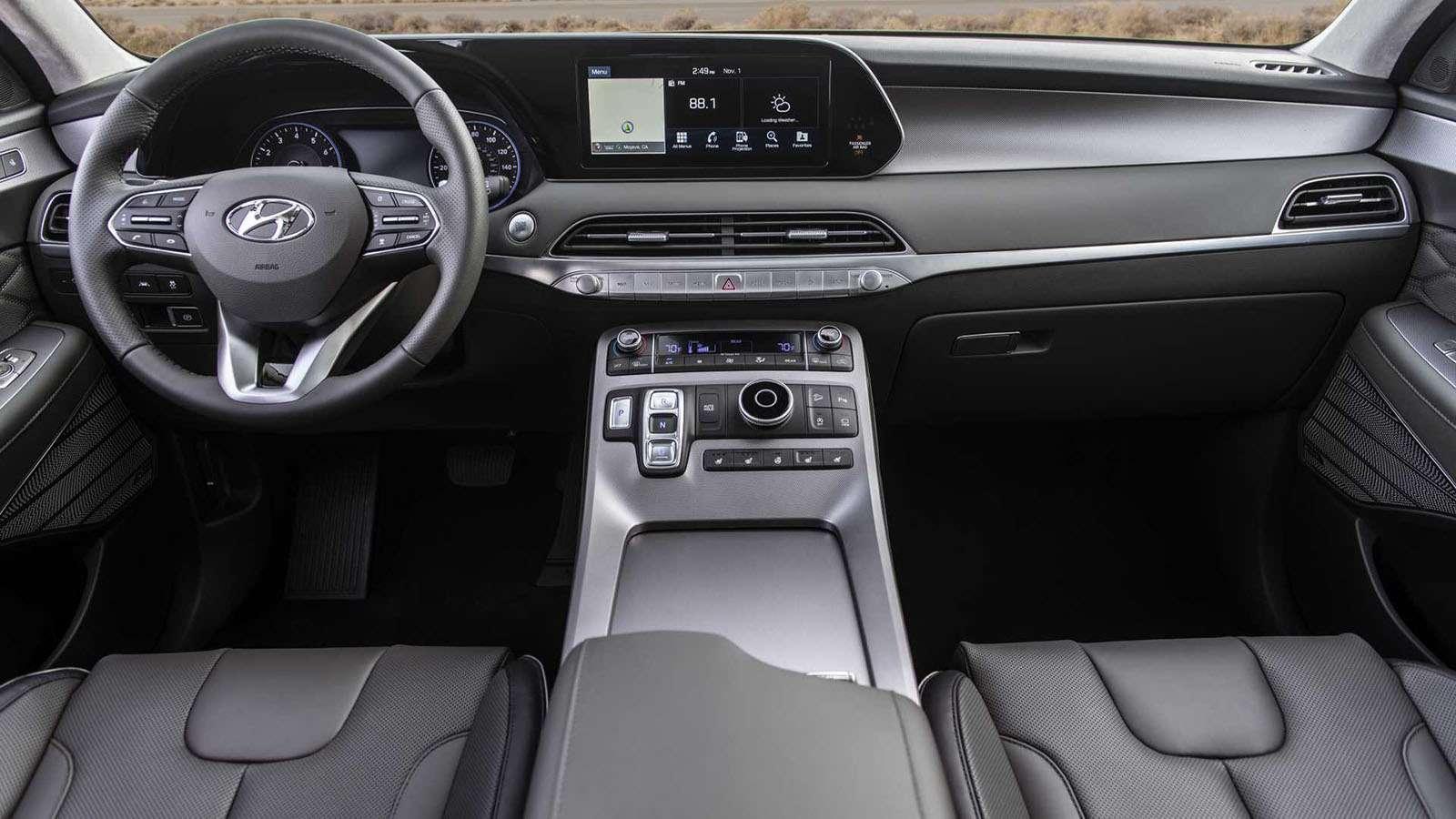 Hyundai показал свой огромный ироскошный внедорожник— фото 927204