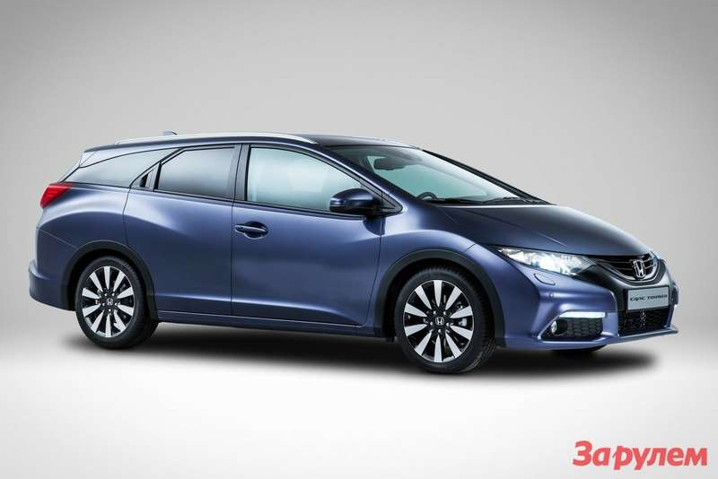 Honda Civic Tourer 2014 1600x1200 wallpaper 02