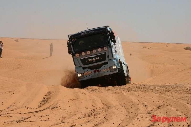 Ралли «OiLibya deTunisie 2011»: Кубок Мира FIA иЧемпионат Мира FIM