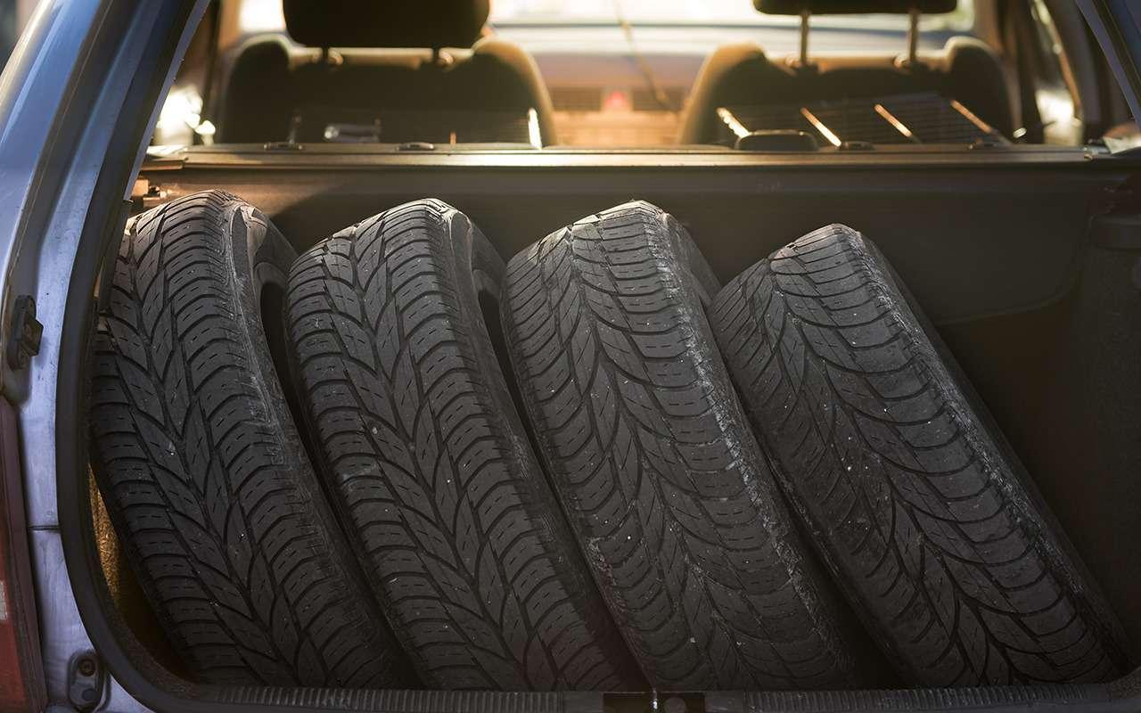 Резиновые кракелюры: как непревратить шины встарую картину— фото 1195745