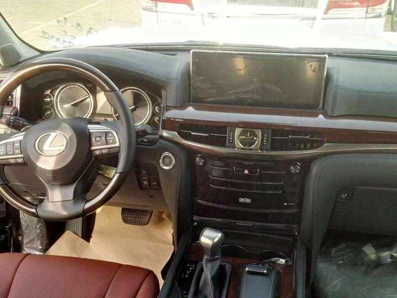 LexusLX3