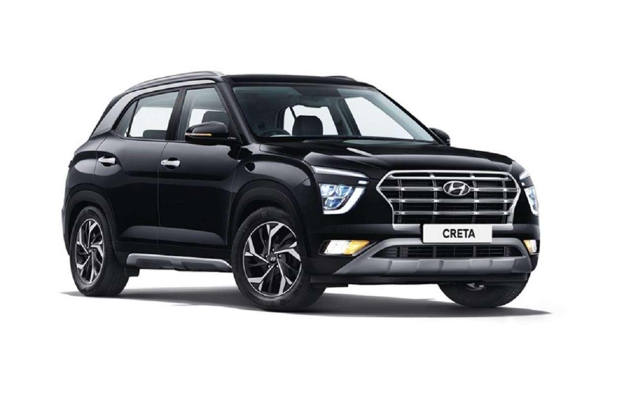 Начались продажи Hyundai Creta второго поколения (вИндии)— фото 1094526