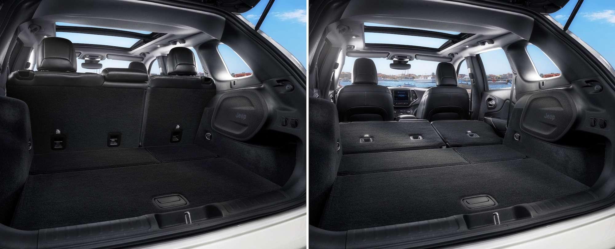 Jeep Cherokee 2019: первый тест-драйв— фото 910004