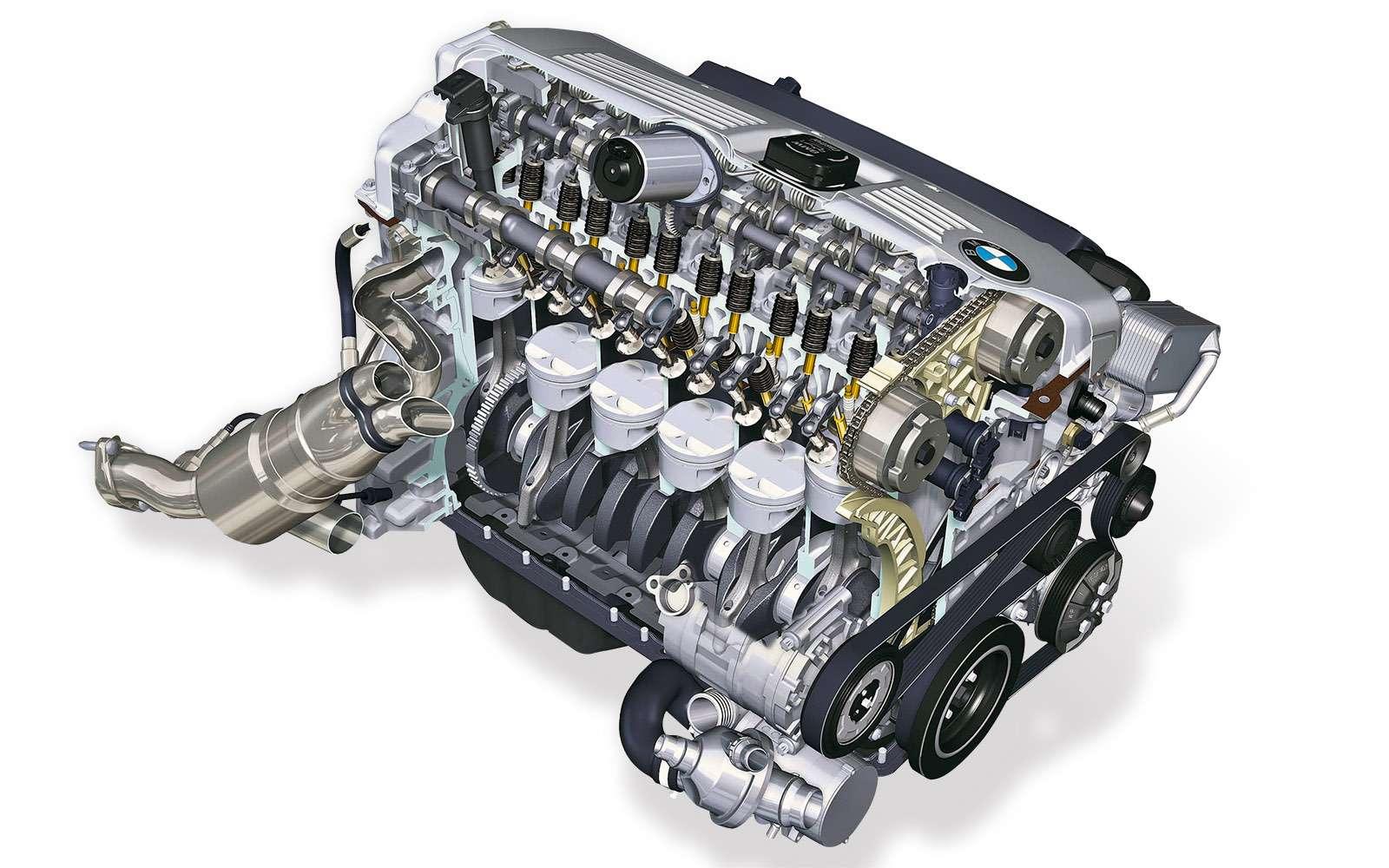Рейтинг надежности моторов-2: теперь— два схвостиком— фото 634865