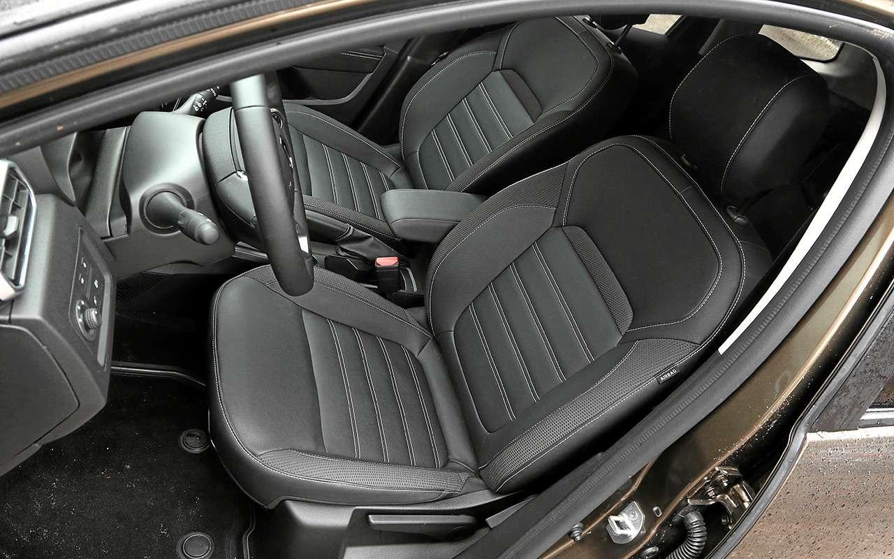 Renault Duster или Hyundai Creta: какой кроссовер подходит именно вам?— фото 1254872