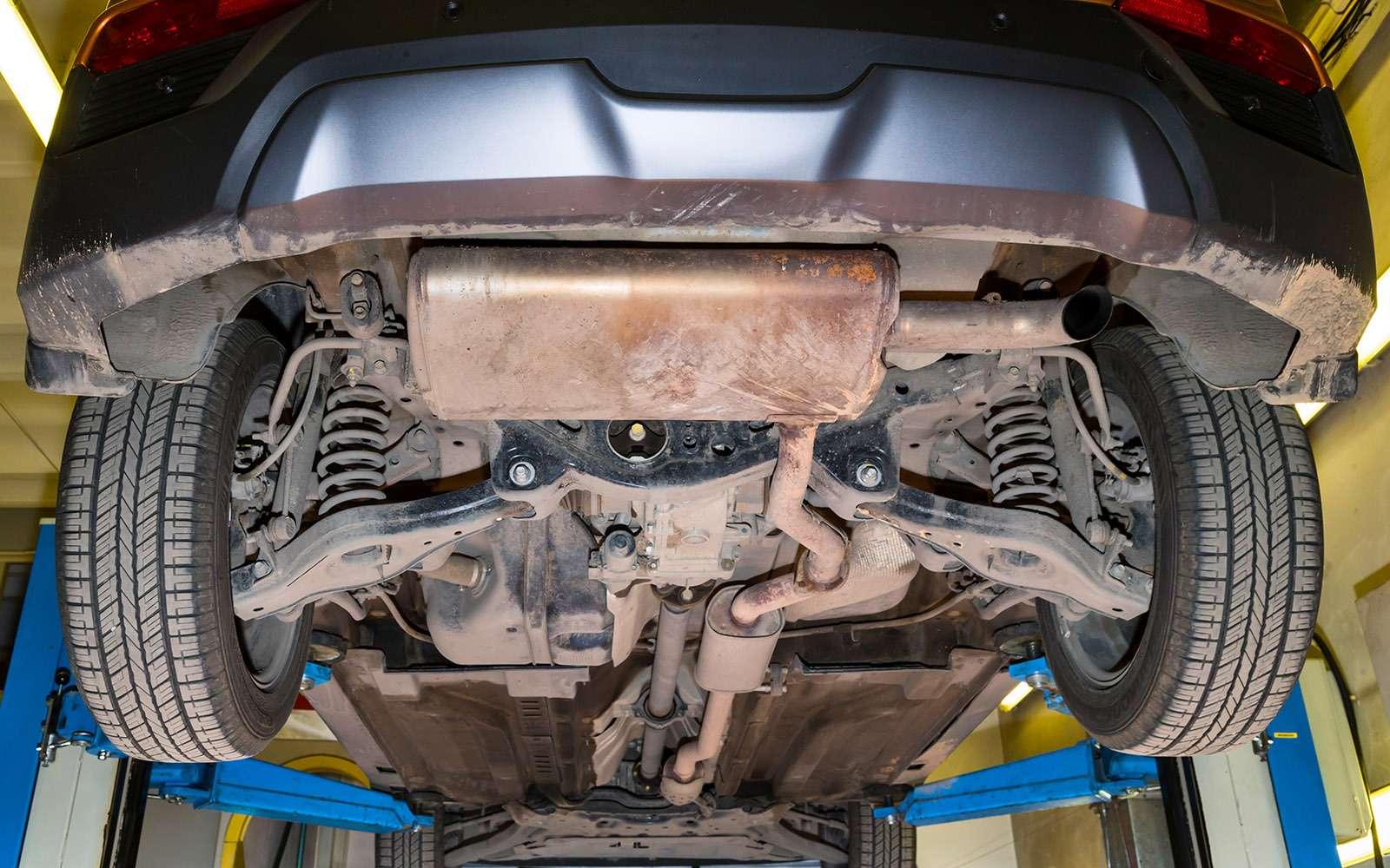 Покупаем Hyundai Creta спробегом— начто обратить внимание?— фото 915717