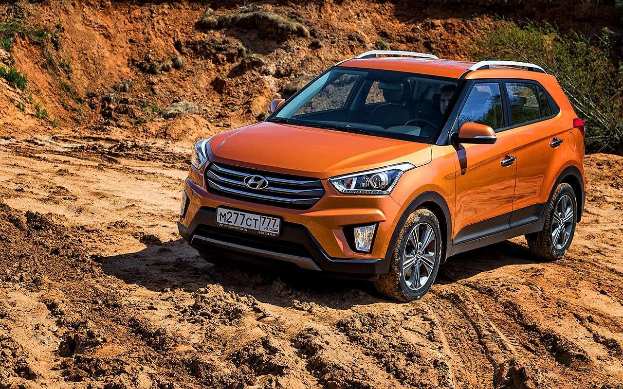Hyundai Creta изпарка ЗР: четыре главных недостатка— фото 818222