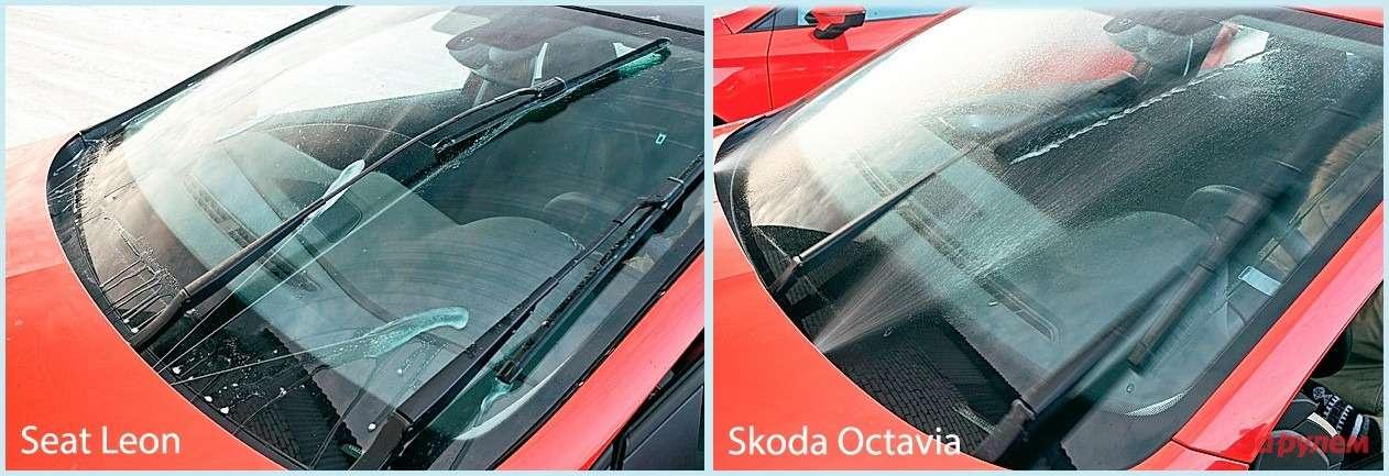 Наодной платформе: VWGolf, SEAT Leon, Skoda Octavia — фото 263758