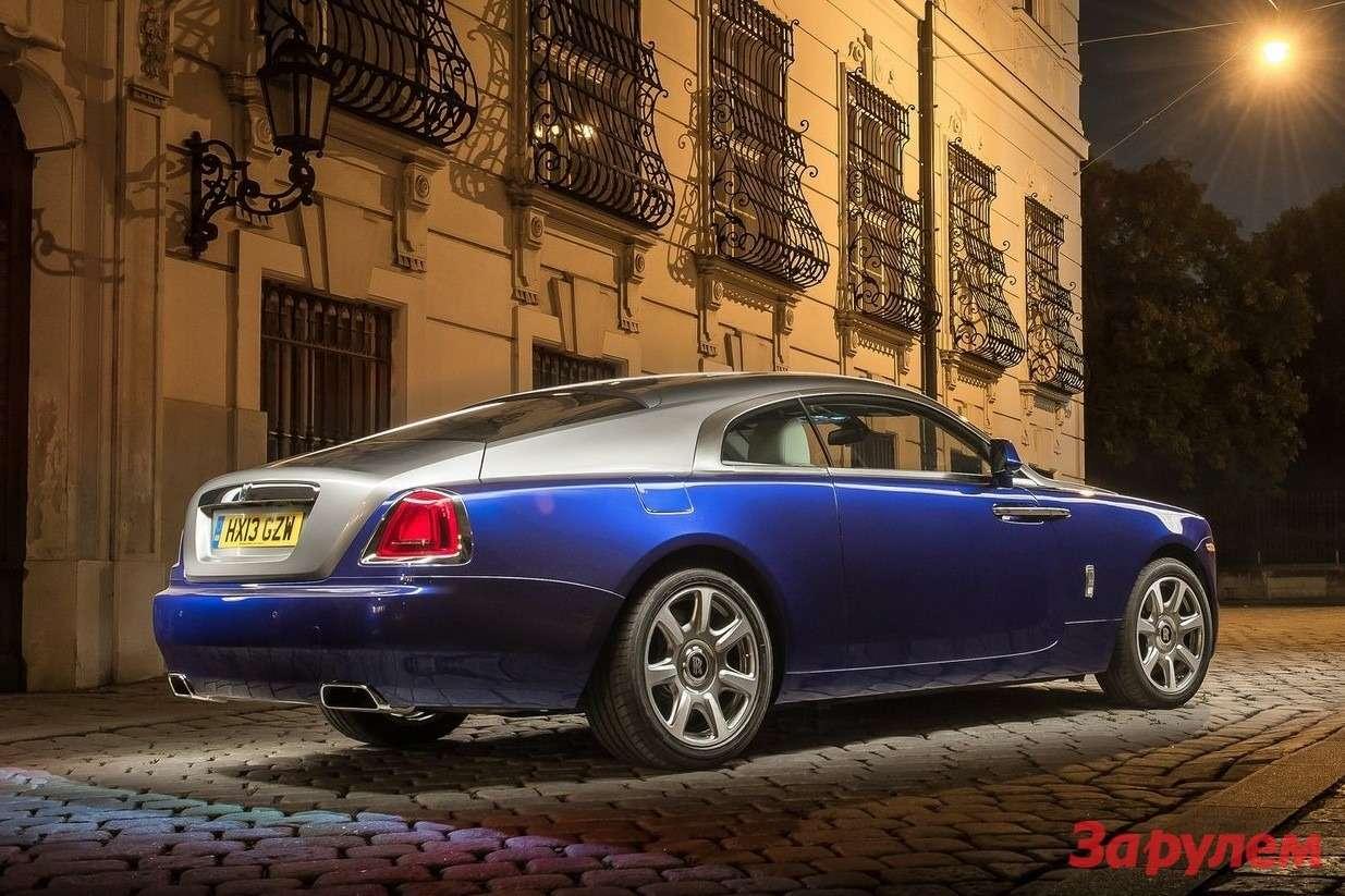 Rolls Royce Wraith 2014 1600x1200 wallpaper 10