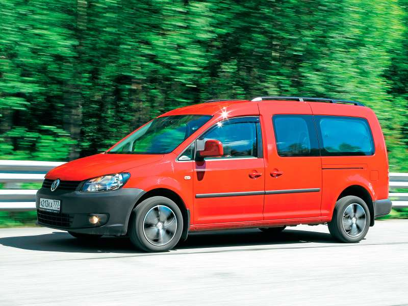 Опыт эксплуатации Volkswagen Caddy — журнал За рулем 1a83c7fcce118