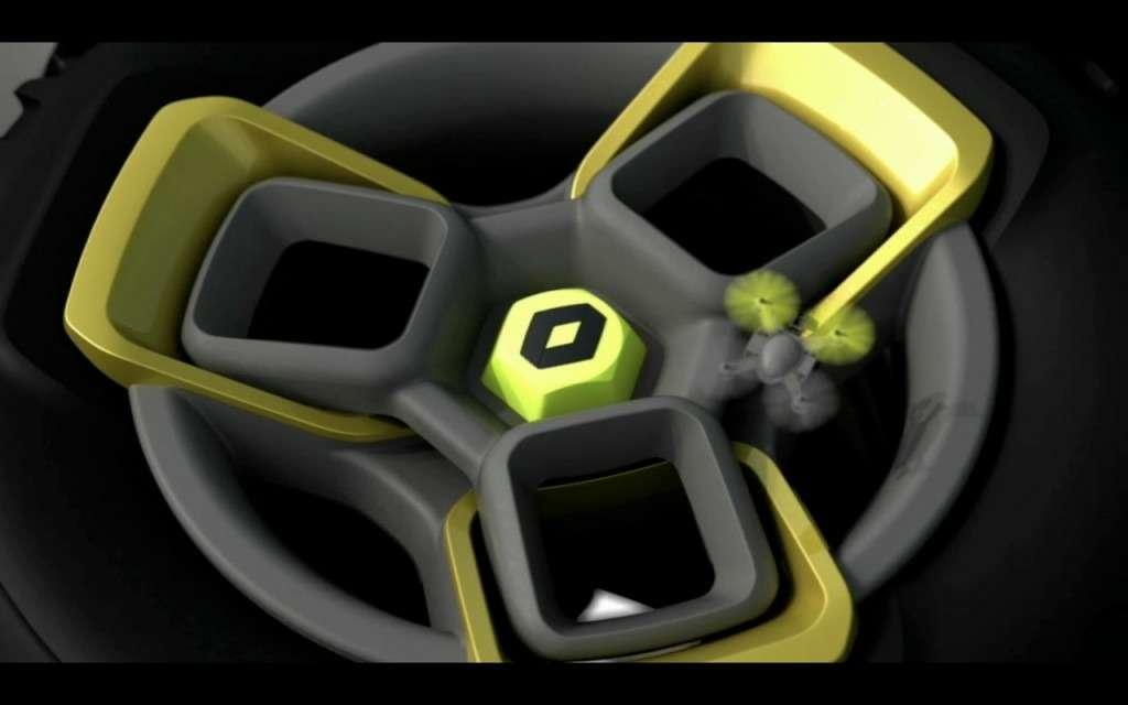 Renault показал тизер нового концепта
