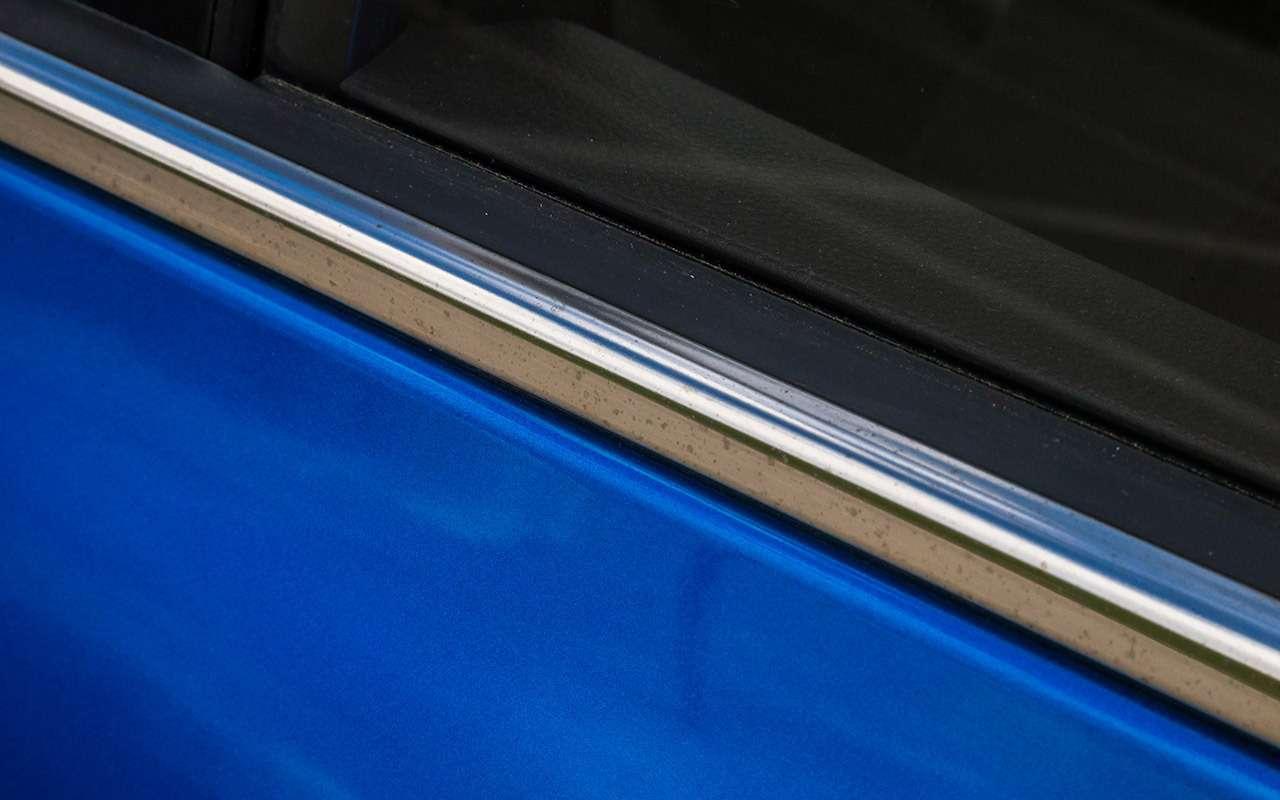 KiaRio X-Line изпарка ЗР: первые приколы после 11тыс. км— фото 894388