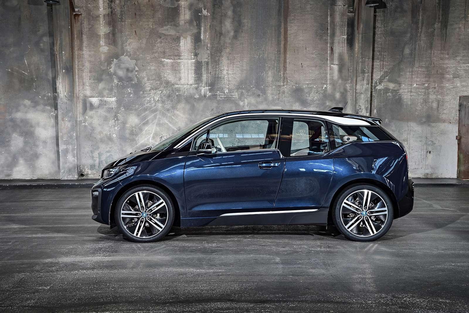 BMWрассекретила обновленный i3. Ночто жеизменилось?— фото 788827
