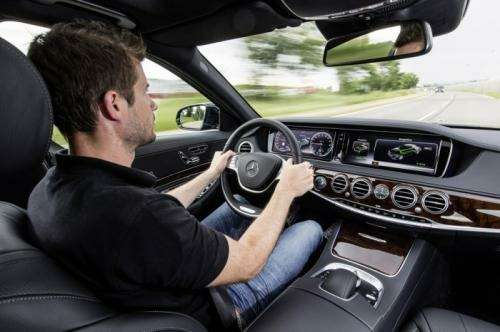 Mercedes-Benz S500 Hybrid