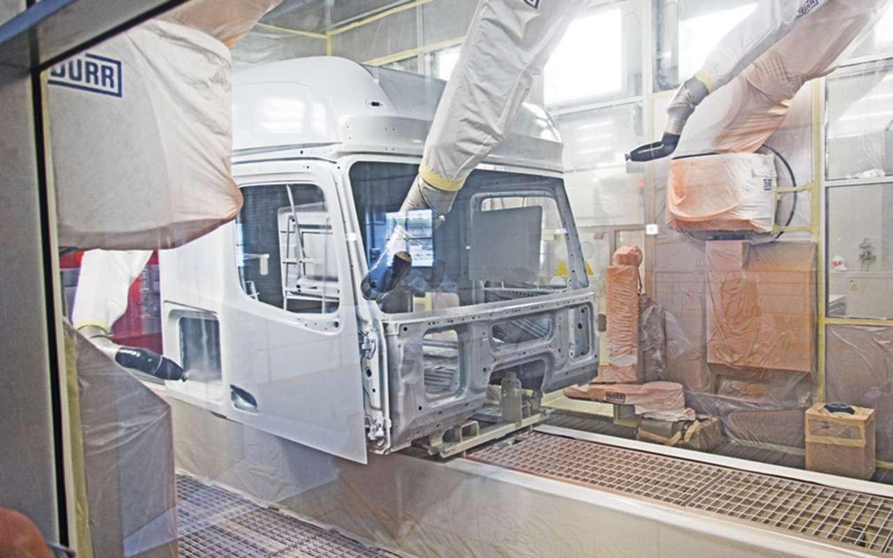 КАМАЗ пятого поколения— подробный обзор— фото 1254179