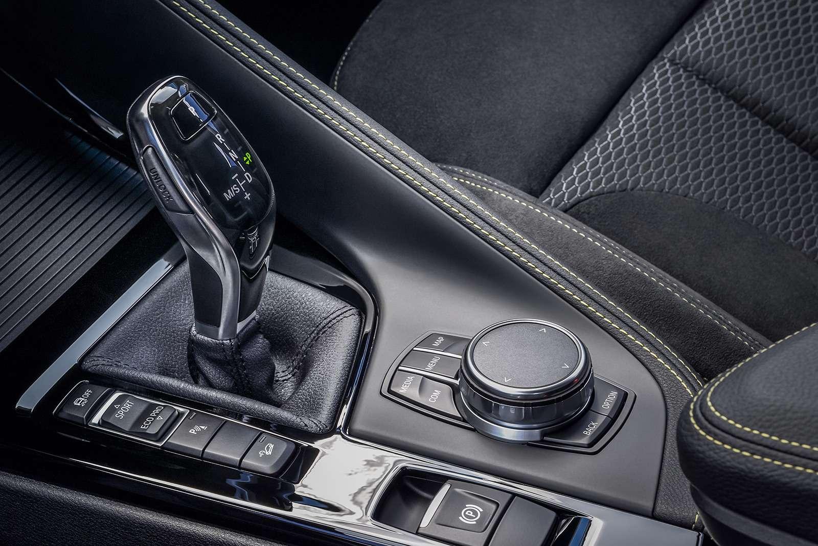 BMWрассекретила российские цены накроссовер X2— фото 809818