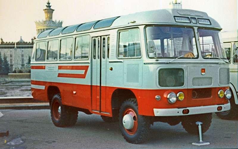 9 самых необычных советских автобусов (итроллейбусов)