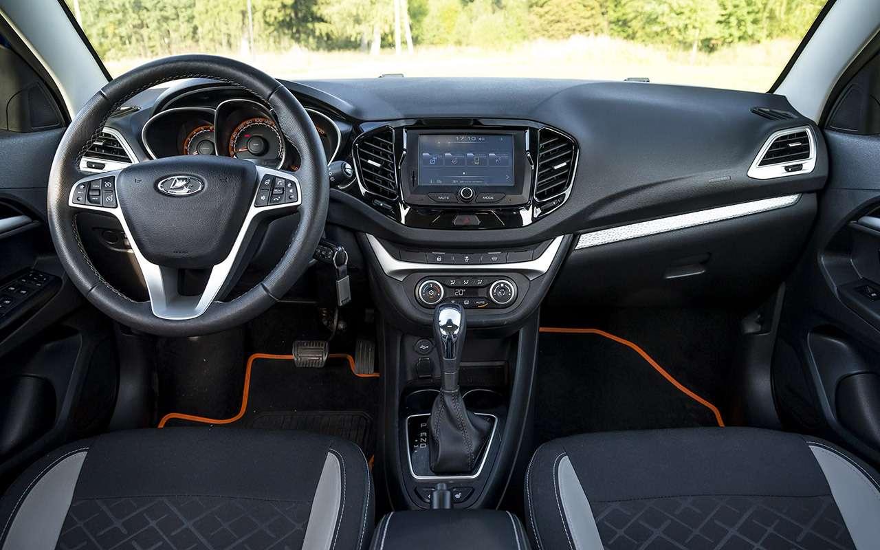 Новая Lada или BMW спробегом? Иномарка выгоднее? Да!— фото 1280909