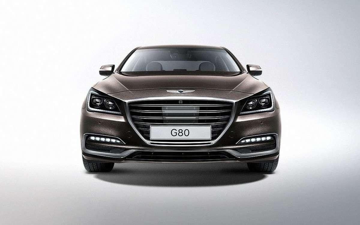 Genesis G80: доведение долюкса— фото 594664