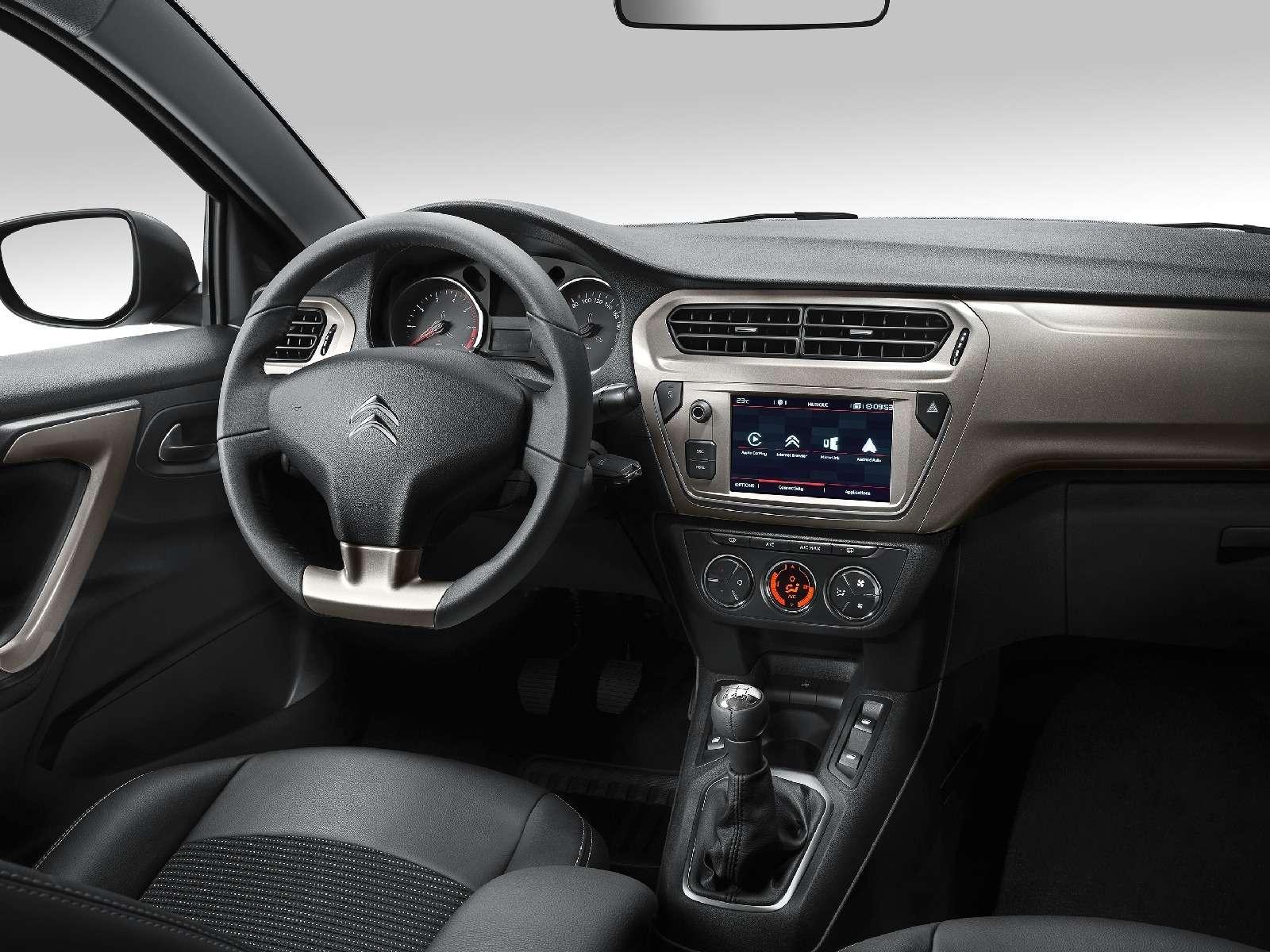 Недоступная дешевизна: Citroen обновил седан C-Elysee— фото 664022