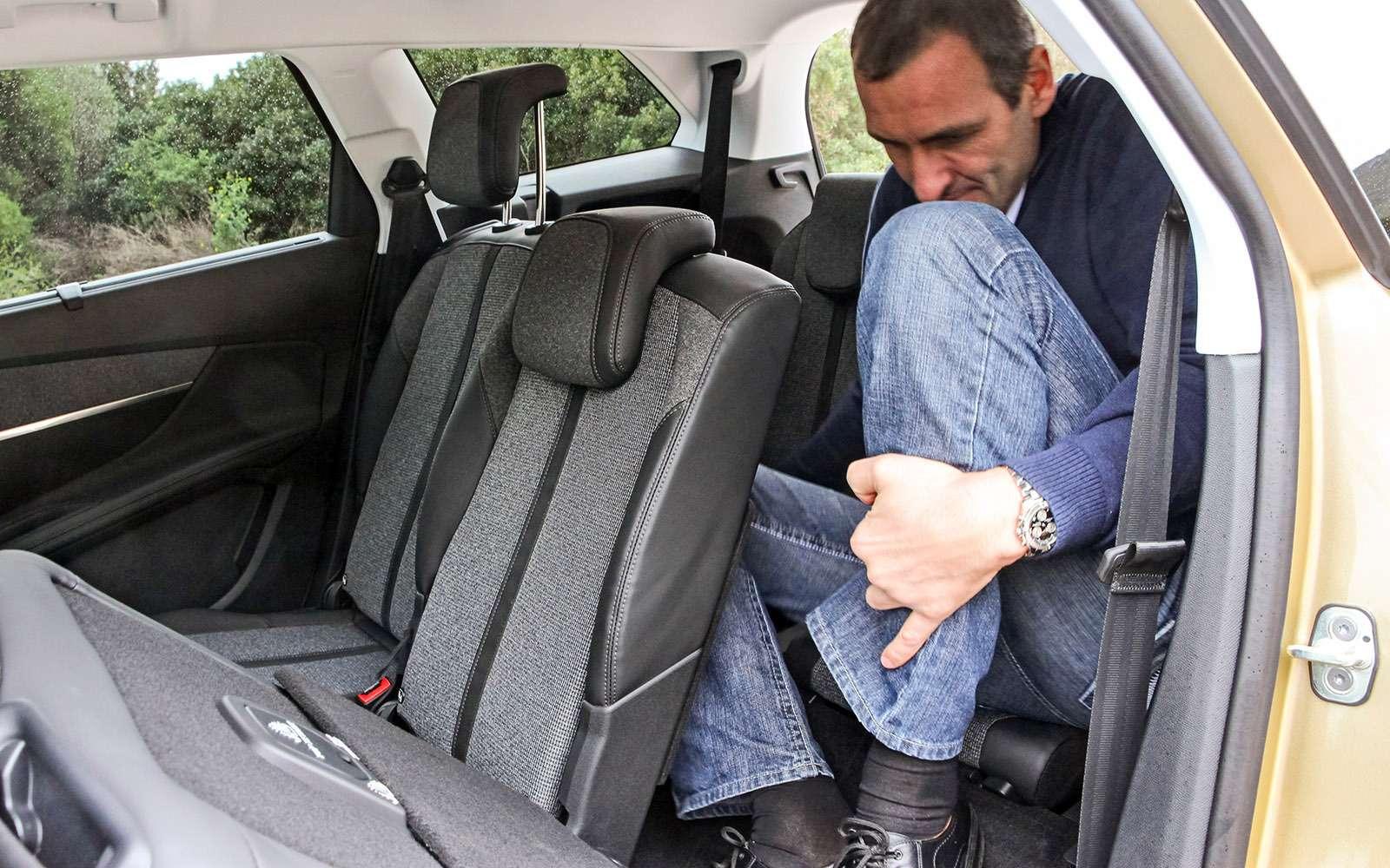 Новый Peugeot 5008: всемером попаркету— фото 736356
