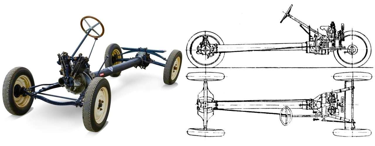 Первая легковушка СССР: унее был правый руль!— фото 944389