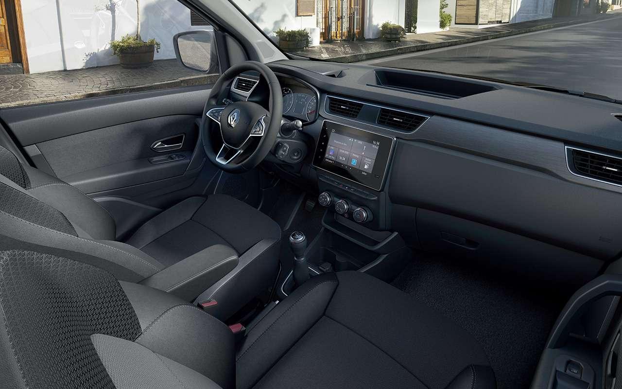 Премьера Renault Kangoo: самый широкий проем сбоку— фото 1201052