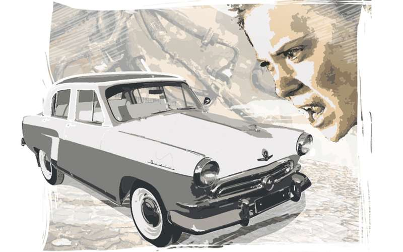 Короткий тест напамять: как смазывали Волгу ГАЗ-21