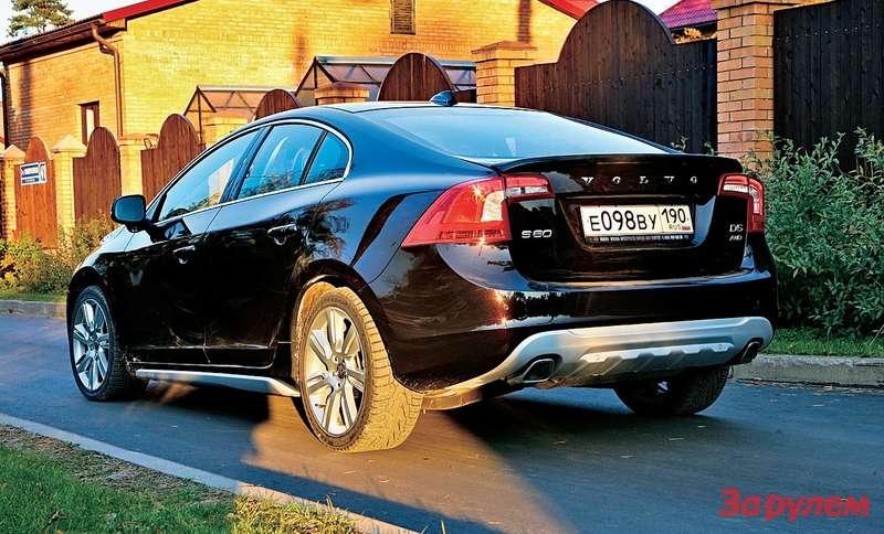 Volvo S60: