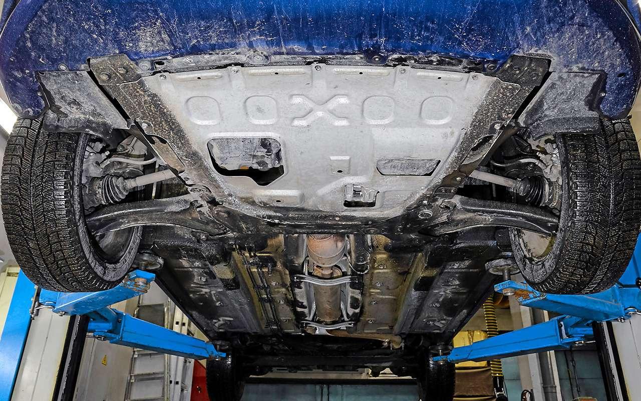 Chevrolet Cobalt иЛада Веста— большой тест— фото 1224483