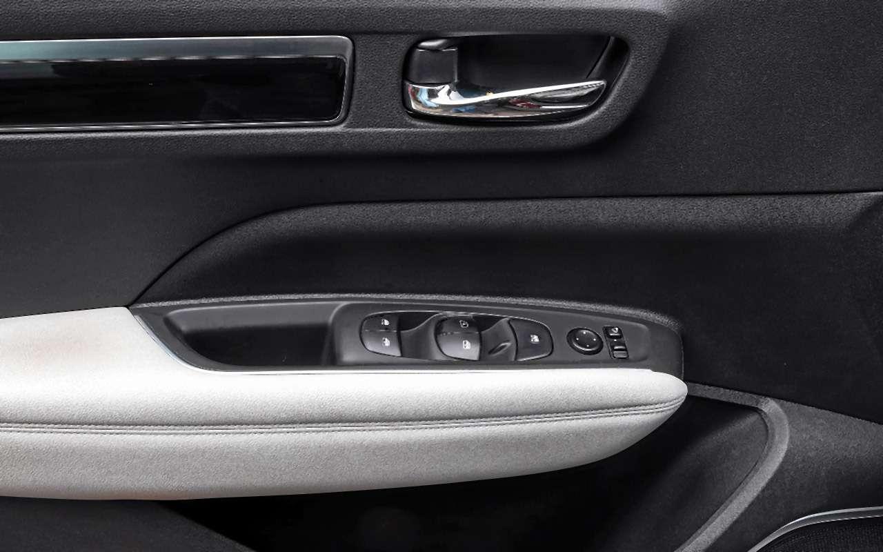 Hyundai Santa Feпротив конкурентов: большой тест кроссоверов— фото 931461