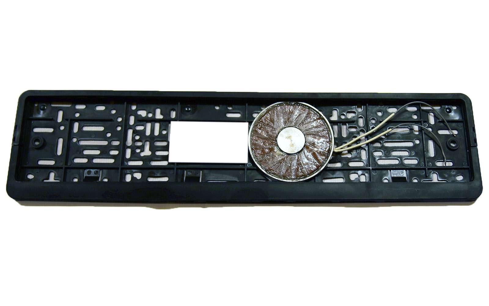 рамка дляустановки магнитного номера