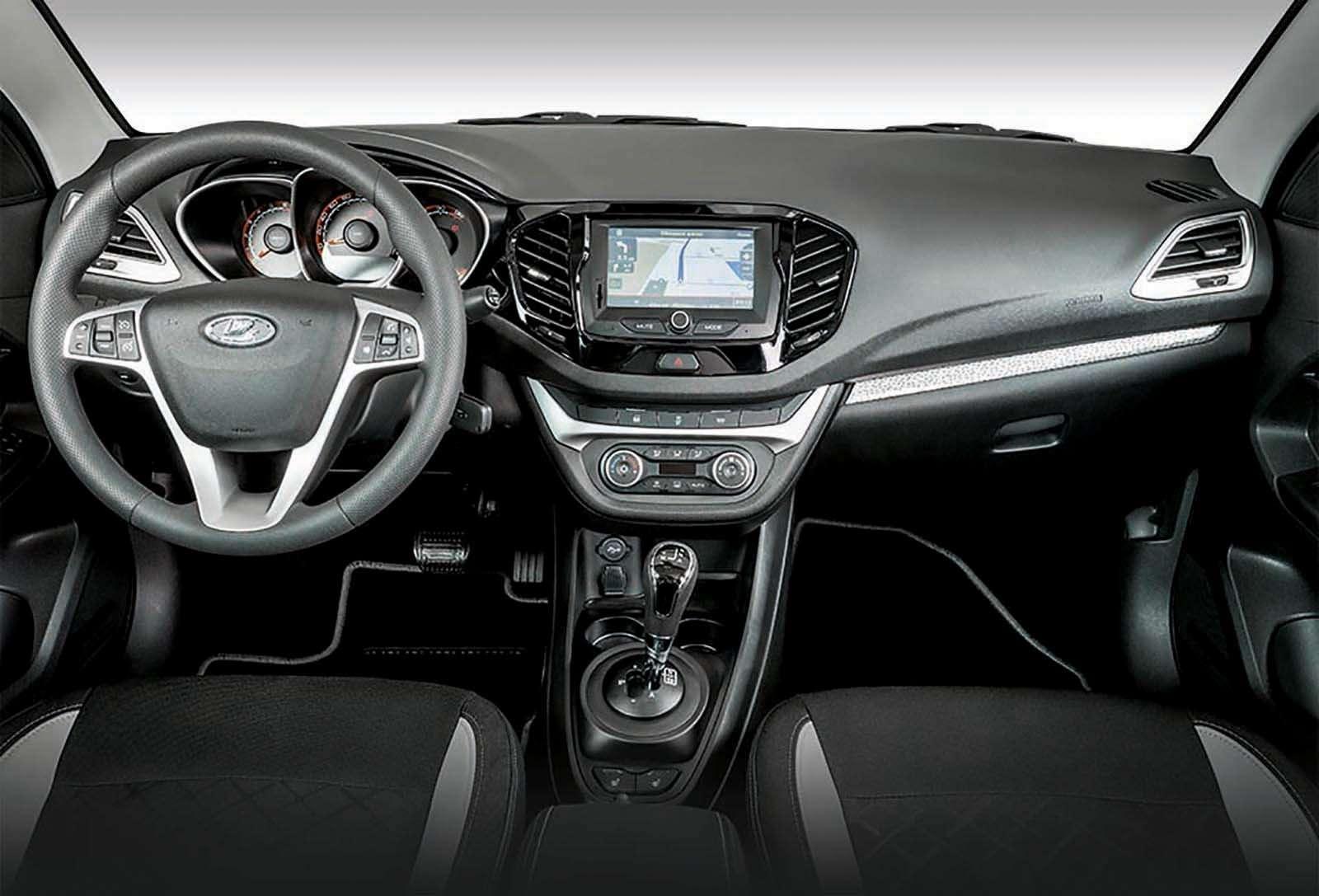 Представлена новая модель Lada. Иэто снова Cross— фото 863368