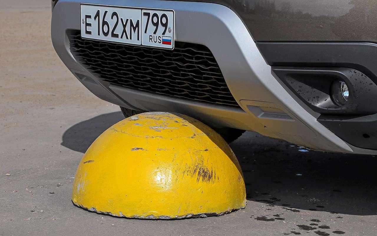 Новый Duster, Creta, Vitara: большой тест полноприводных— фото 1246313