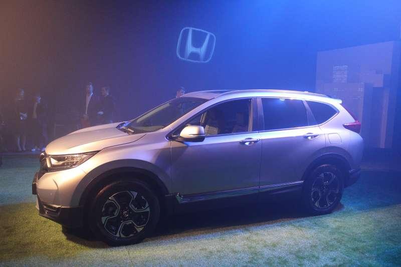 Новая Honda CR-V приехала вРоссию: названы цены