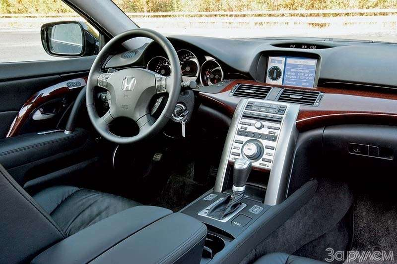 Тест Citroen C6, Honda Legend, Volvo S80, Mercedes-Benz E.НАЧЕМ ПОЕХАТЬ ВРИГУ?— фото 68742