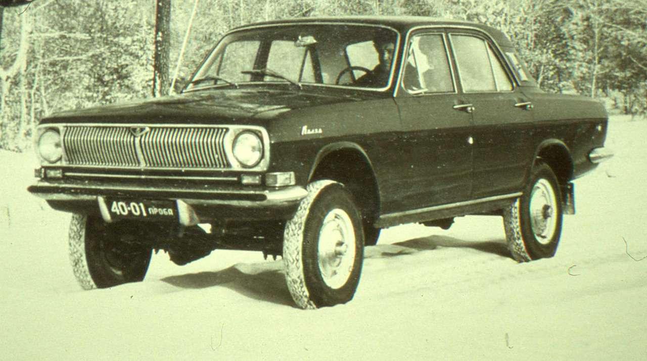 Волги ГАЗ-24, которых выне знали— фото 866407